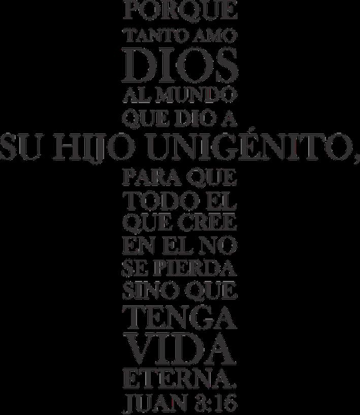 Juan 3: 16